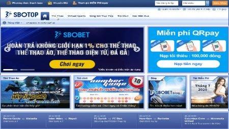 Đăng nhập SBOTOP – Link vào Sbotop không chặn trên PC & Mobile